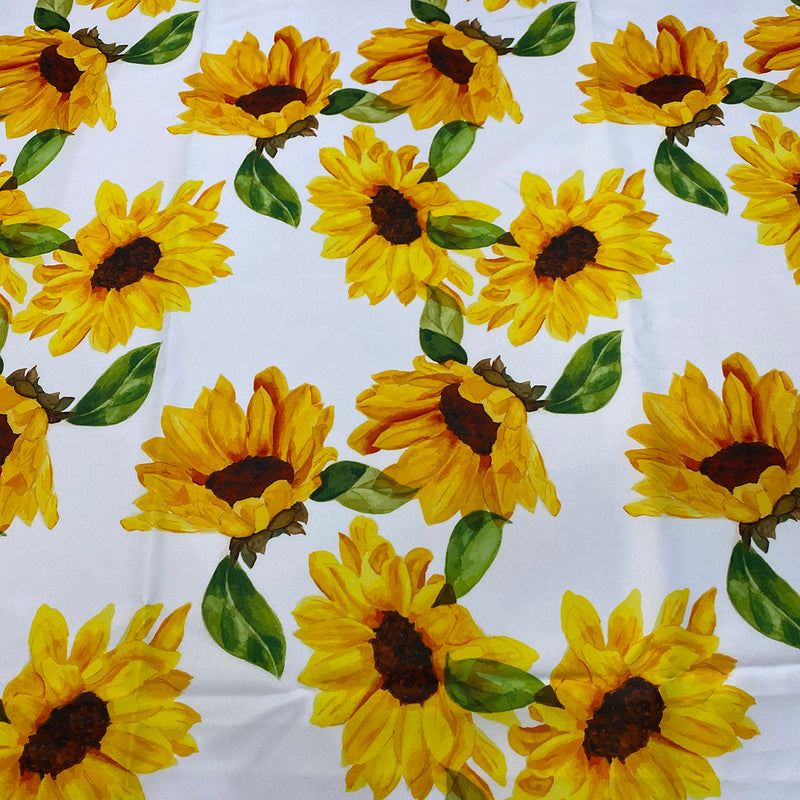 Sunflower (Poly Print) Table Napkin