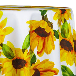 Sunflower (Poly Print) Table Linen