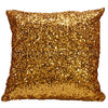 Taffeta Sequins Throw Pillow