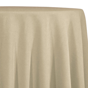 Premium Poly (Poplin) Table Linen in Taupe 1348