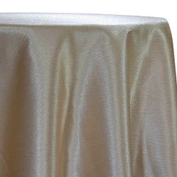 Luxury Satin Table Linen in Taupe