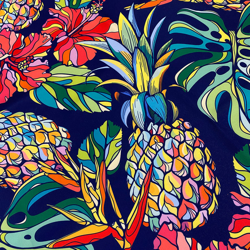 Tropical Funk (Poly Print) Table Linen