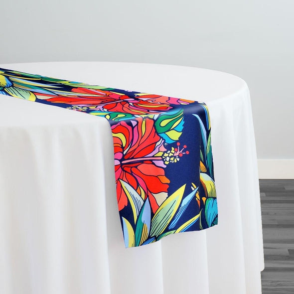 Tropical Funk (Poly Print) Table Runner