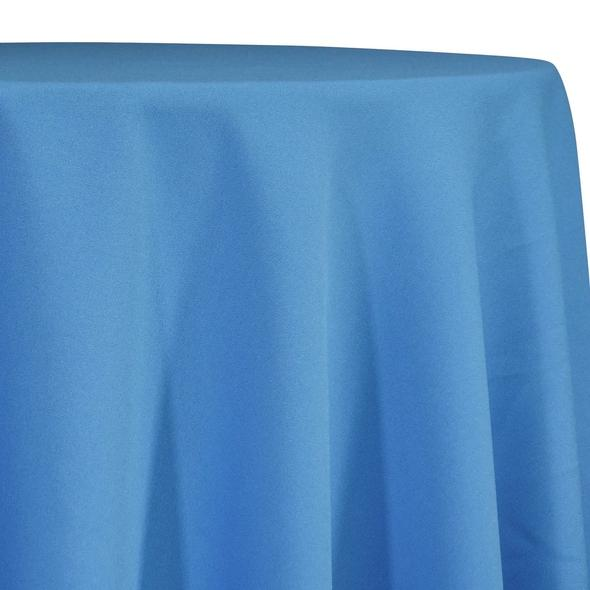 Turquoise Tablecloth in Polyester for Weddings