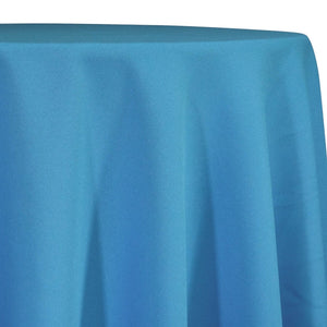 Premium Poly (Poplin) Table Linen in Turquoise 1143