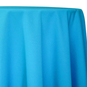 Scuba (Wrinkle-Free) Table Linen in Turquoise 411