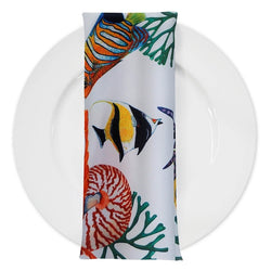 Under the Sea (Poly Print) Table Napkin