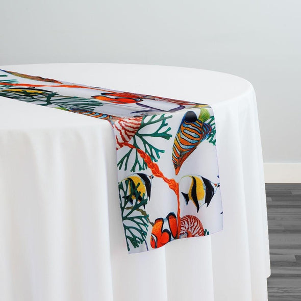 Under the Sea (Poly Print) Table Runner