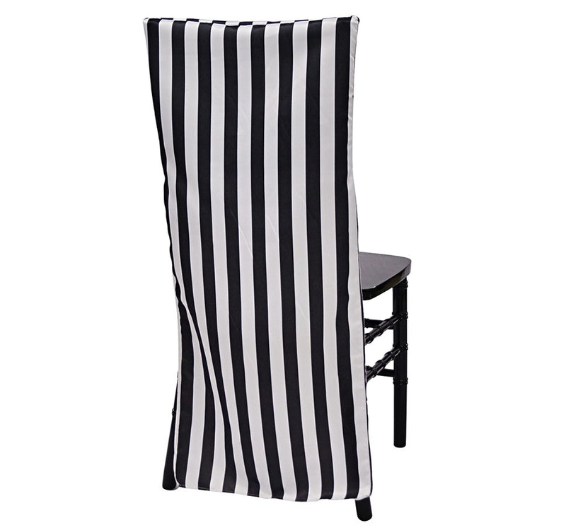 Satin Stripe Chair Back