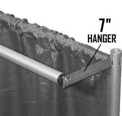 Double Crossbar Hanger - 7""