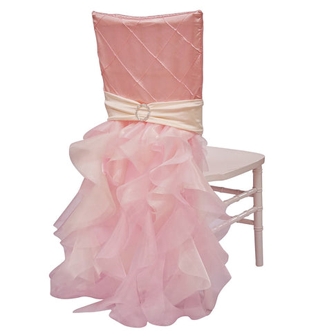 Pintuck Taffeta Chair Back Tutu