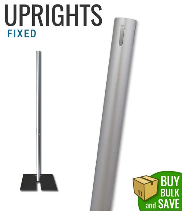 Fixed Uprights