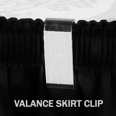 Valance Skirting Clip
