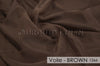 VOILE-BROWN 1266