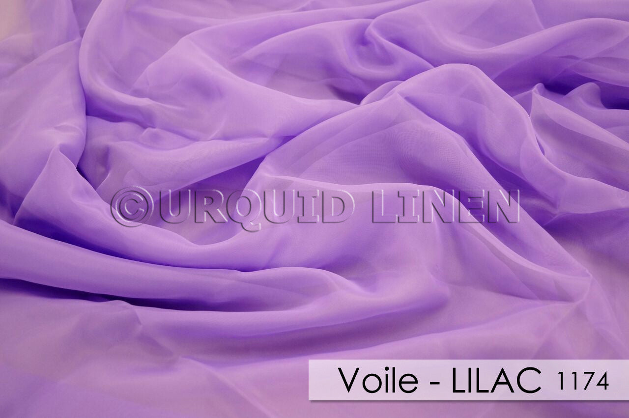 VOILE-LILAC 1174