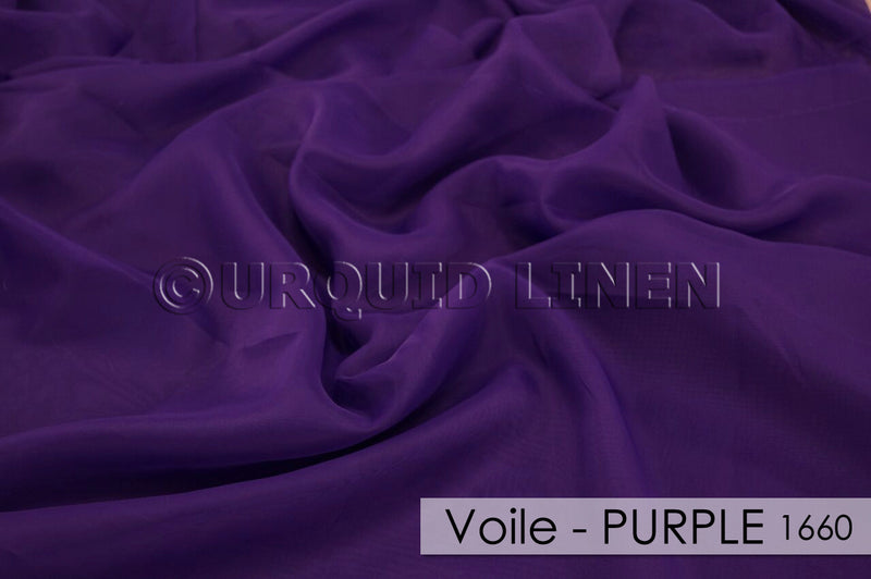 VOILE-PURPLE 1660