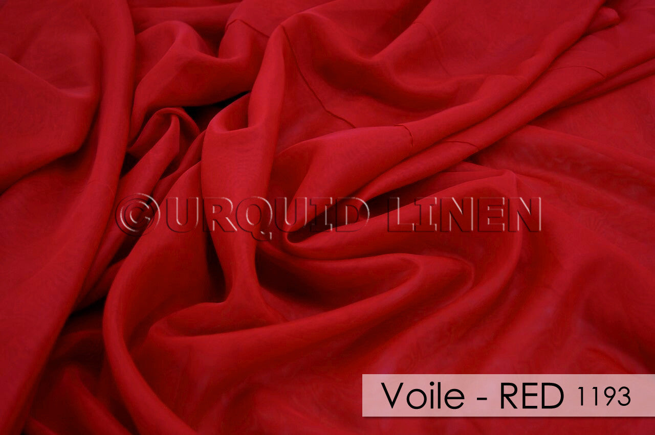 VOILE-RED 1193