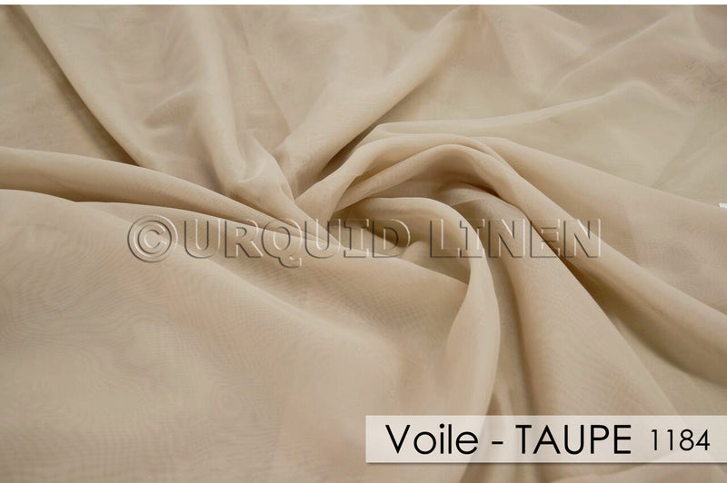 VOILE-TAUPE 1184