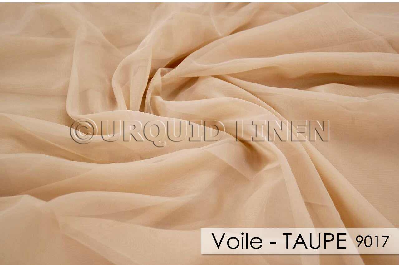 VOILE-TAUPE 9017