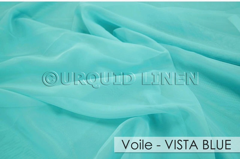 VOILE-VISTA BLUE