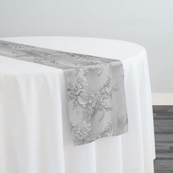 Laylani Lace Table Runner in White