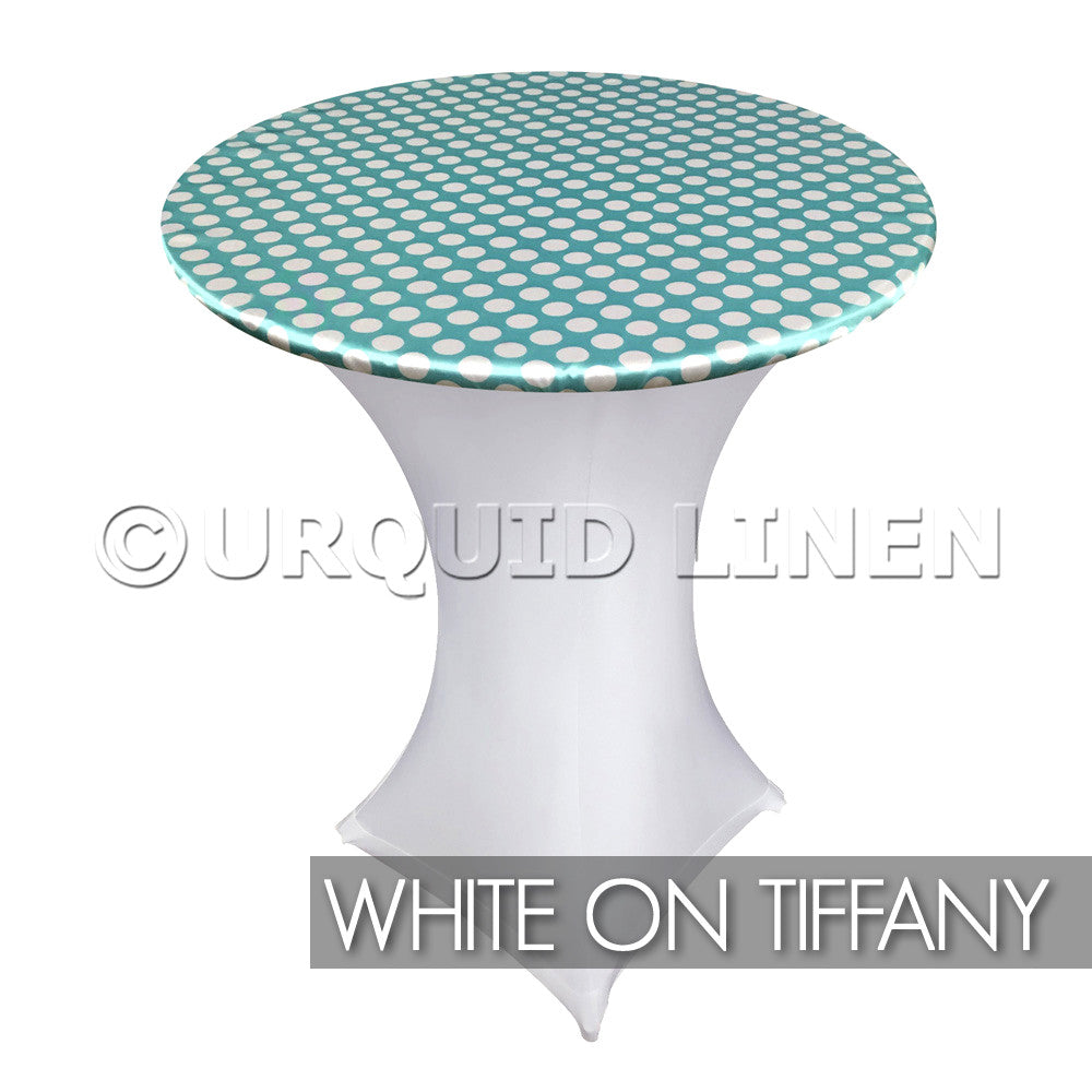 WHITE ON TIFFANY