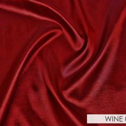 Taffeta (Solid) Table Napkin in Wine 037