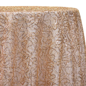 Bedazzle Table Linen in Blush