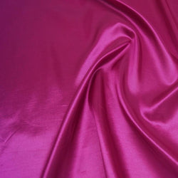 Taffeta (Solid) Table Napkin in Fuchsia 054