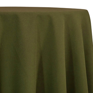 Scuba (Wrinkle-Free) Table Linen in Olive 502