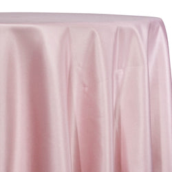 Lamour (Dull) Satin Table Linen in Pink 1157