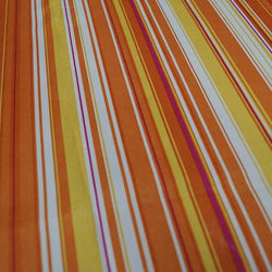 Multi-Color Stripe Table Napkin in Sunset