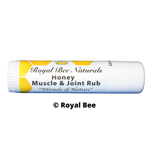 Royal Bee Naturals Joint and Muscle Rub