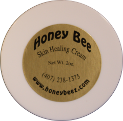 Travel Size Honey Bee 2 oz.