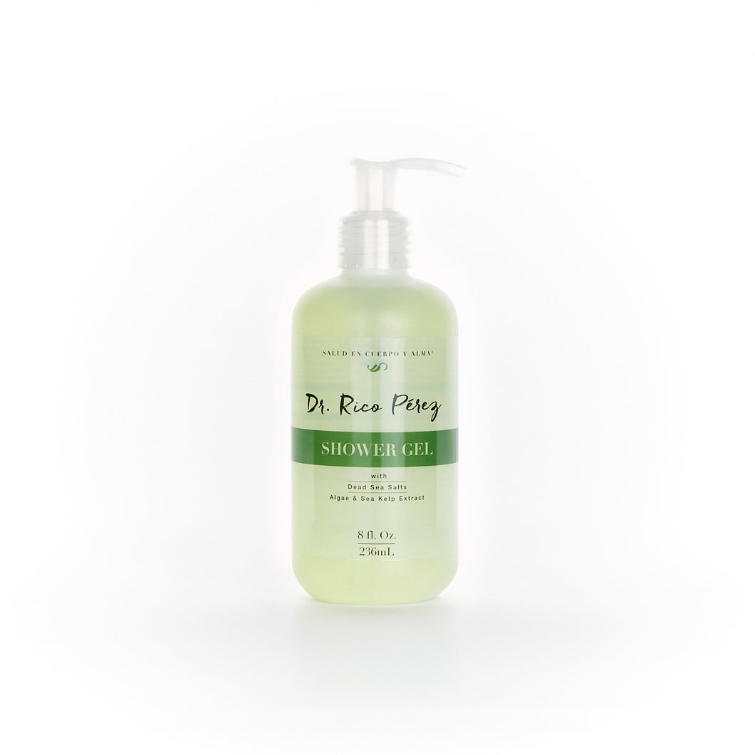 Silky and Paraben Free Shower Gel