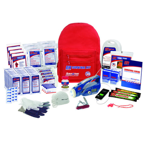 QuakeKare Ultimate Deluxe Survival Kit