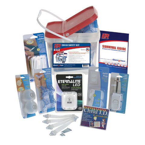 QuakeKare Child Care and Safety Survival Kit