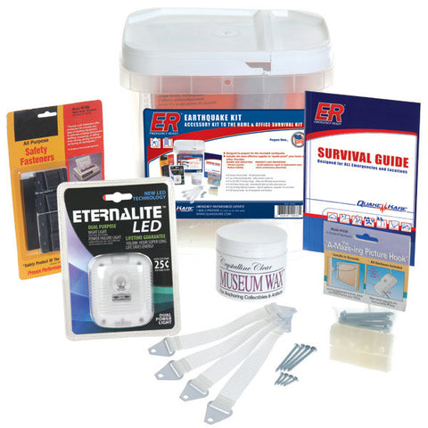 Earthquake Secure-It Kit