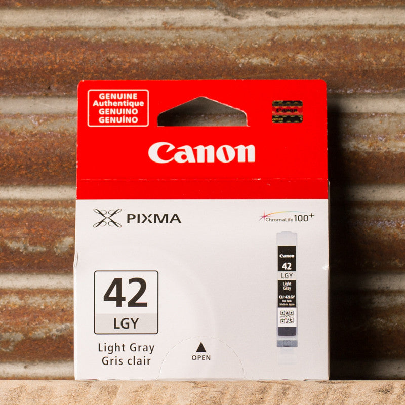 Canon CLI-42 Light Gray Ink Cartridge