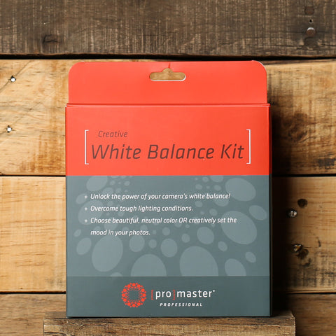 Promaster Creative White Balance Kit