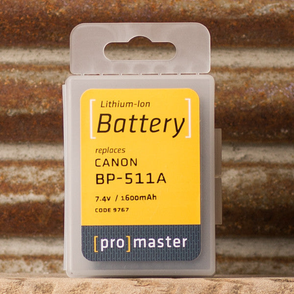 Promaster Lithium-Ion Battery
