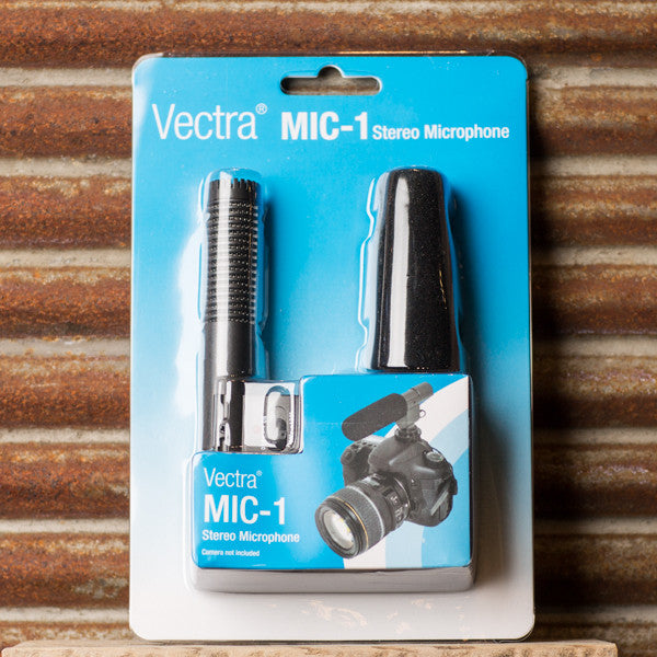 Vectra External Stereo Mic
