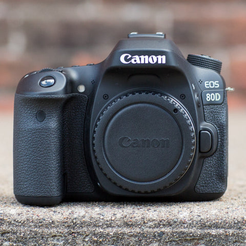 Canon EOS 80D Body Kit