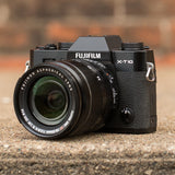 Fujifilm X-T10 Mirrorless Digital Camera with 18-55mm Lens (USED)