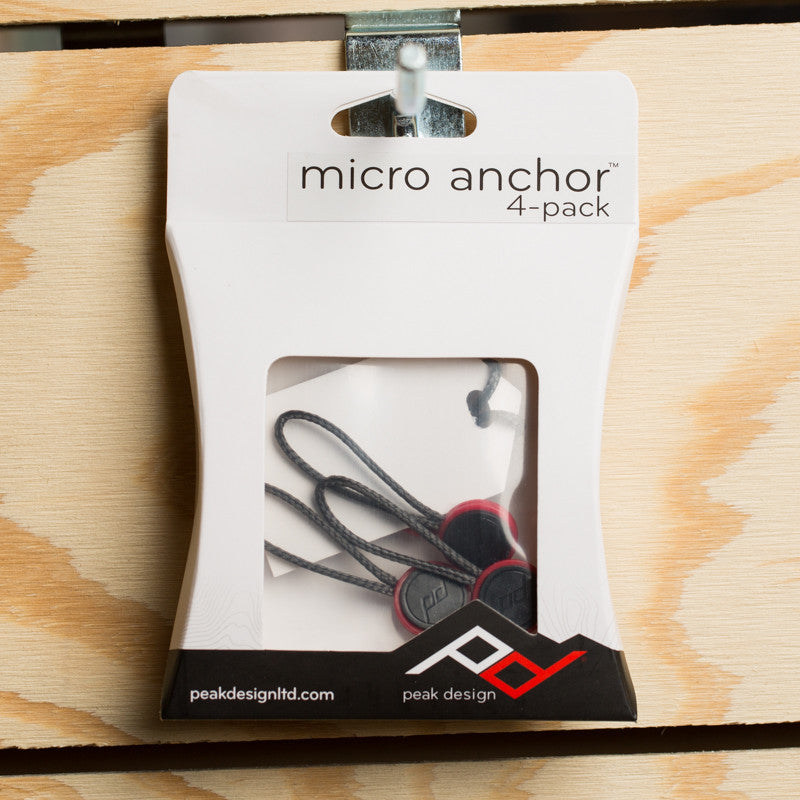 Micro Anchor 4-Pack 4PK-AN-1