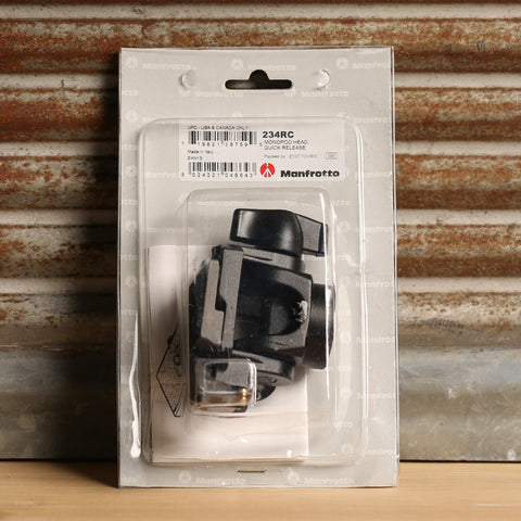 Manfrotto 234RC Monopod Head