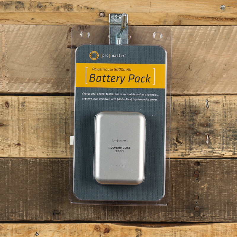 Powerhouse 9000 MAH Power Pack for Phones and Tablets