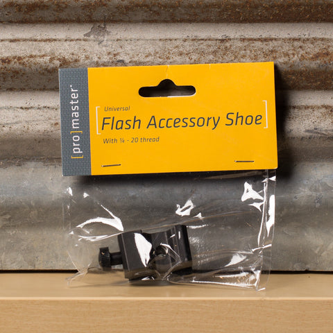 Promaster Universal Flash Accessory Shoe