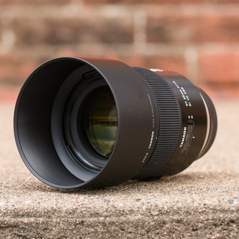 Tamron SP 85mm f1.8 Di VC USD Lens (Nikon Mount)