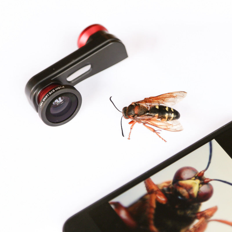 3 in 1 Lens Kit (iPhone 5, 5s)
